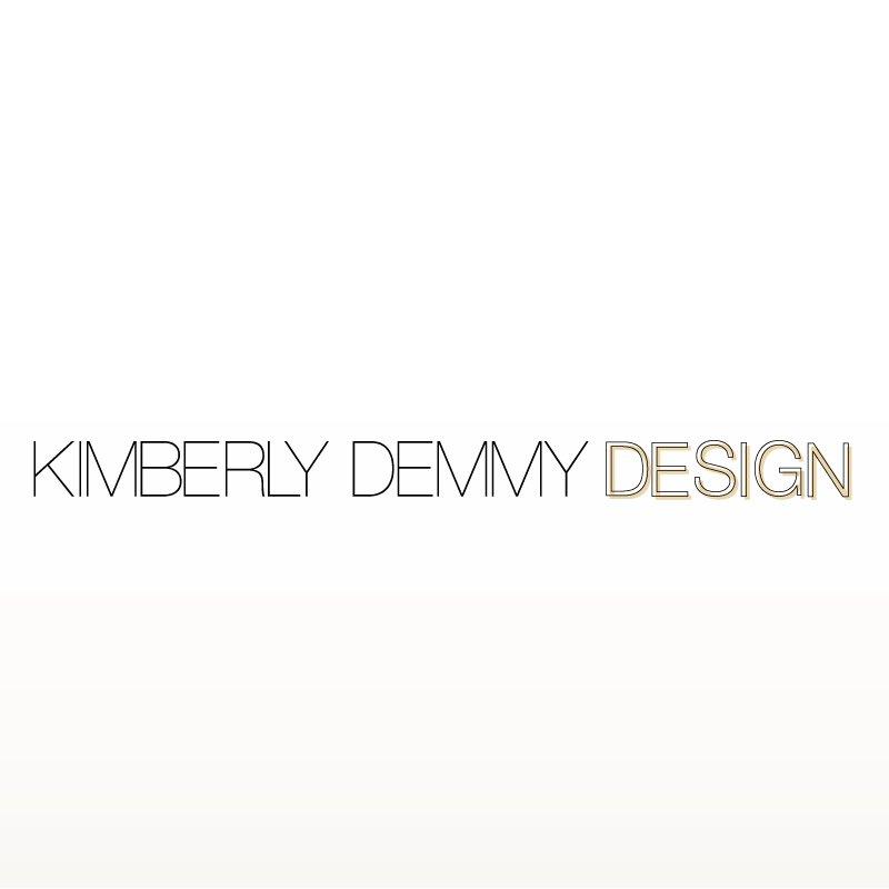 Kimberly Demmy Design brand design