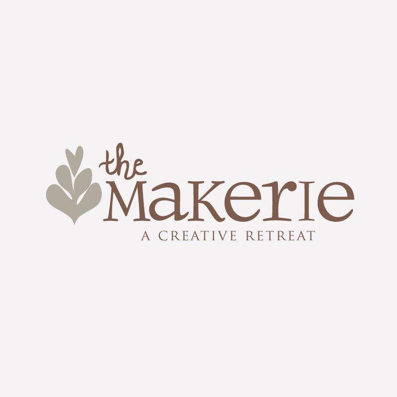The Makerie brand design